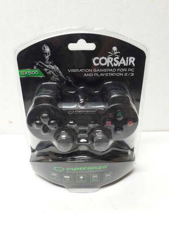 GamePad Esperanza Corsair  czarny nówka