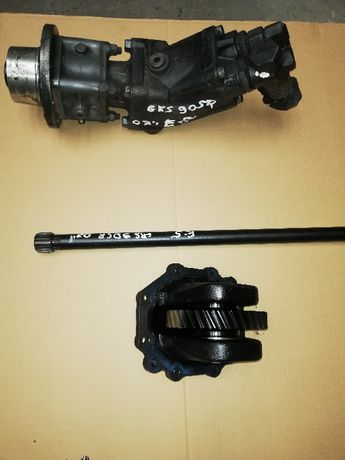 scania hydraulika grs905 komplet