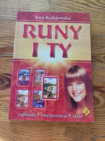 Runy i ty, książka Ewa Kulejewska