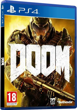 Doom ps4 zapraszam