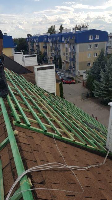Dachy naprawa Remont