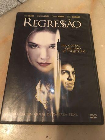 DVD Regressão