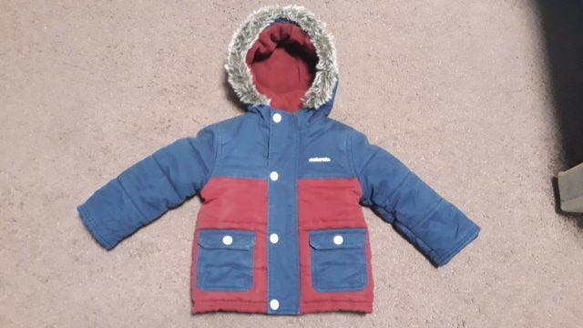 Курточка детская 12-18 мес.
