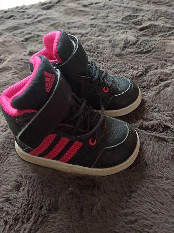 Adidas dla dziewczynki rozm 21