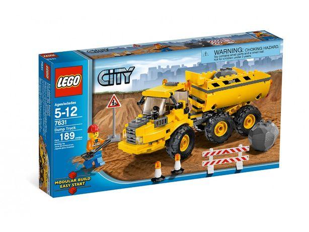 Zestaw Lego Wywrotka 7631