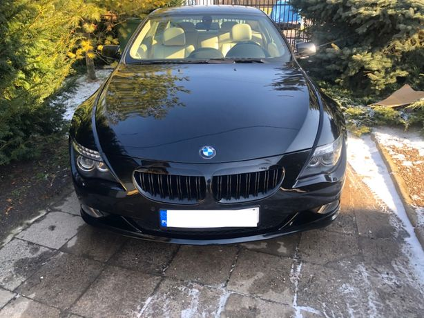 BMW 6 e63 645ci 4.4 v8 lift