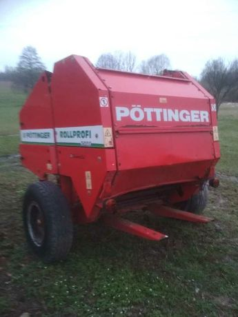 Pottinger Rollprofi Gallignani części