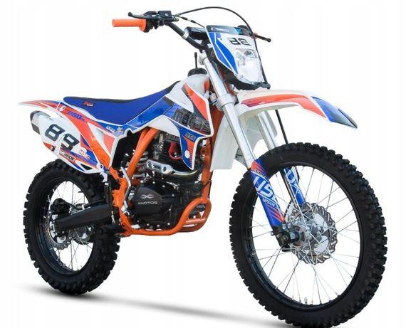 Cross X-Motos XB 88 250 cc Raty 0%/Transport