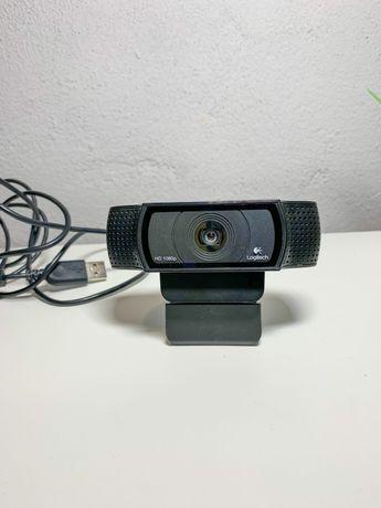 Kamera Logitech 1080p ProWebcam C920 - kamerka internetowa USB