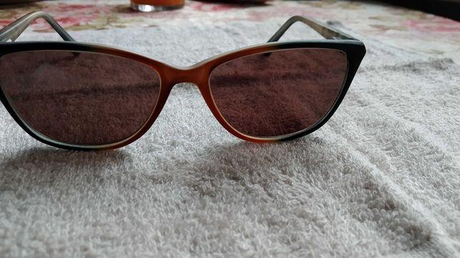Okulary przeciwsłoneczne korekcja -1 oba oczy