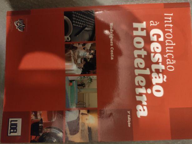 Livro introdução a gestão hoteleira