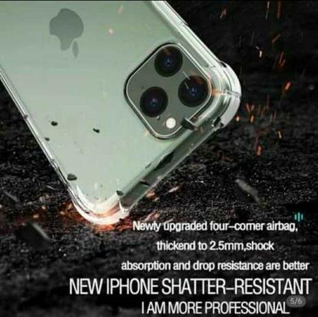 Capa anti choque iPhone 12 pro max