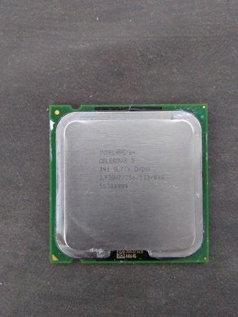 Процессор intel celeron D341