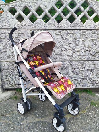 Прогулочная коляска трость. Carrello Allegro