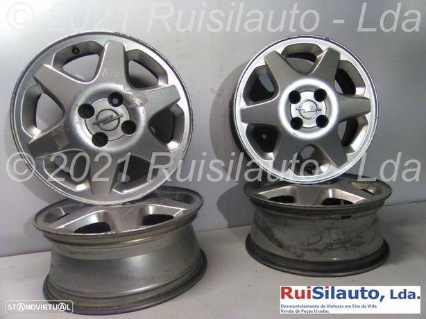 Conjunto De Jantes Alumínio R15  Opel Astra G Classic Caravan 9