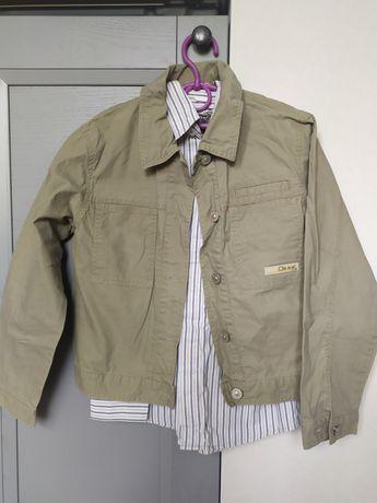 Ветровка мальчиковая, рубашка 140, 9-10 лет
