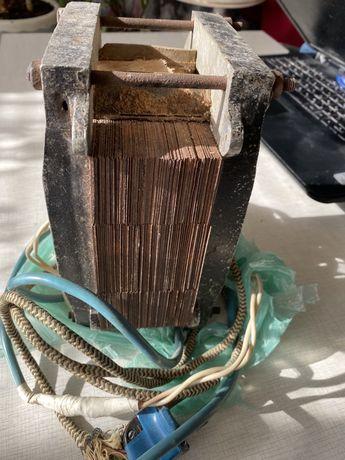 Блок медь аппарат нашел в гараже