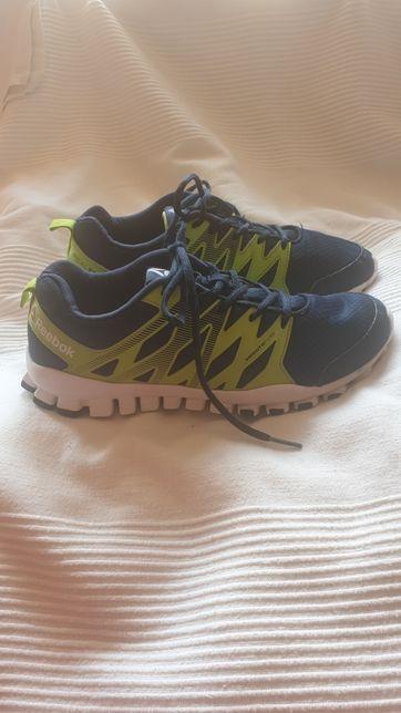 REEBOK sportowe buty adidasy w rozm 39 zmienne do szkoły dla chłopca