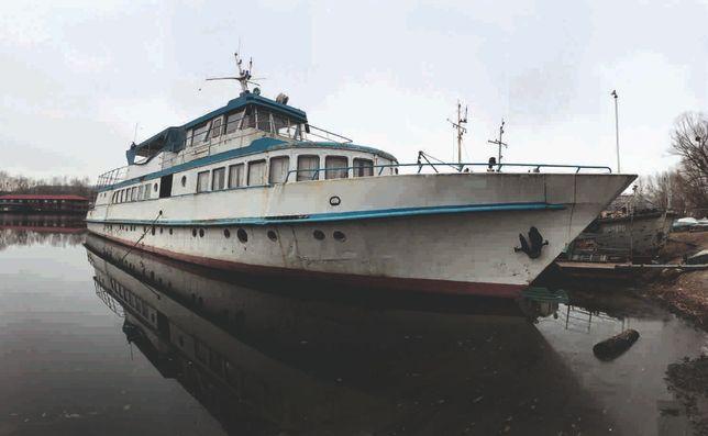 Продажа прогулочного парохода