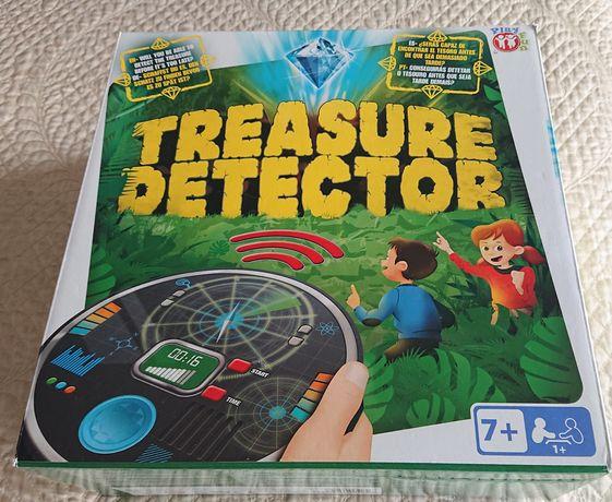 Jogo treasure detector como novo