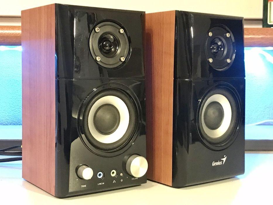 Głośniki komputerowe GENIUS SP-HF500A Tychy - image 1