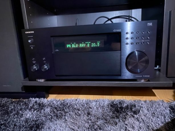 Onkyo Receiver TX-RZ 3100 4K Dolby Atmos DTS X com Factura e caixa