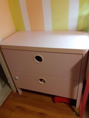 Komoda szafka z Ikea szary 80, gł 41, wys75