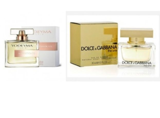 Perfumy damskie Yodeyma SOPHISTICATE 100ML Promocja