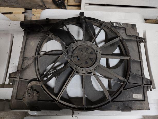 Киа спортедж kia sportage II вентилятор диффузор 2.0 бенз