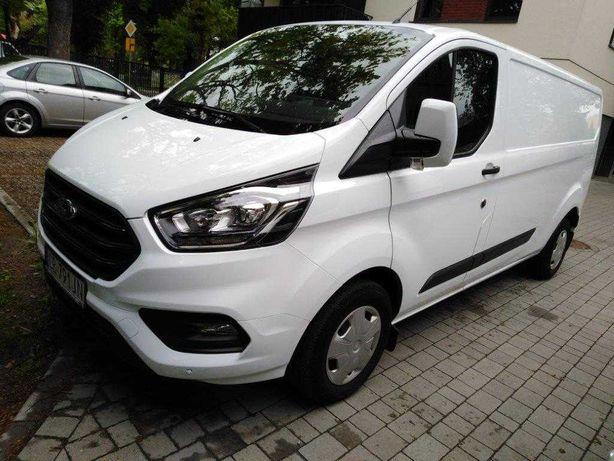 Ford Transit Custom MCA 2,0 EcoBlue 130 KM M6 Trend Van 300 L2