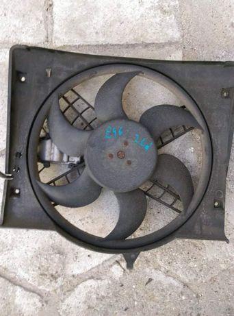 Wentylator klimatyzacji bmw e46 2.0d