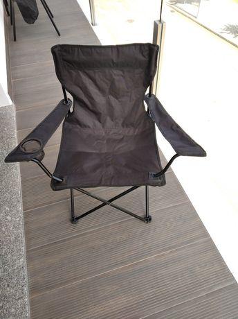 """""""Cadeira Dobrável""""- Camping-Praia-Pesca"""
