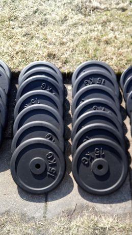 Obciążenie żeliwne Nowe fi 31 15 kg