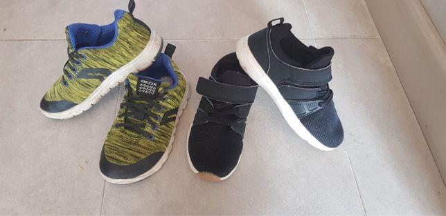 Кросівки geox,next 28,29