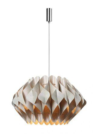 Lampa wisząca ruben M AZ2381 - azzardo Beżowa