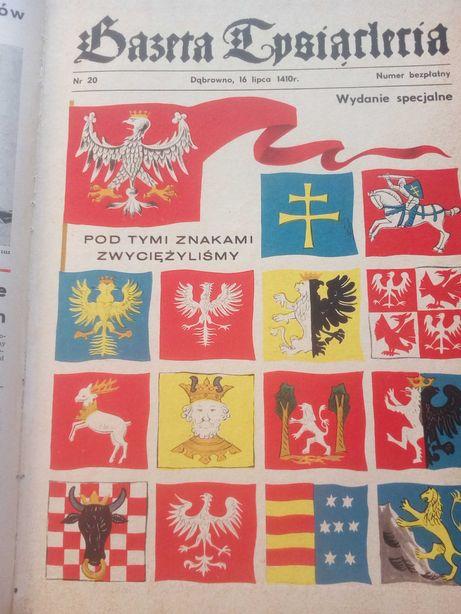 Gazeta Tysiaclecia - Mateusz Siuchniński