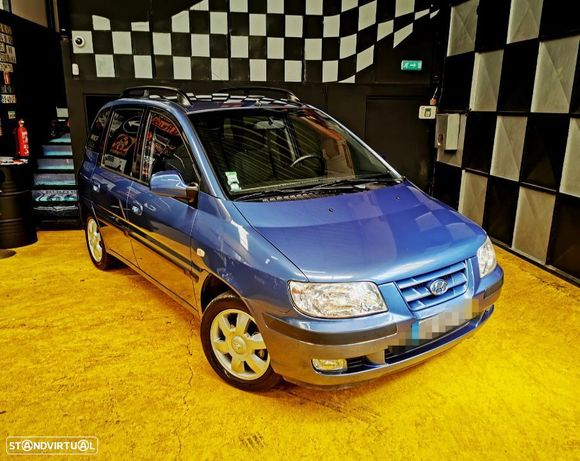 Hyundai Matrix 1.5 CRDi GLS Plus