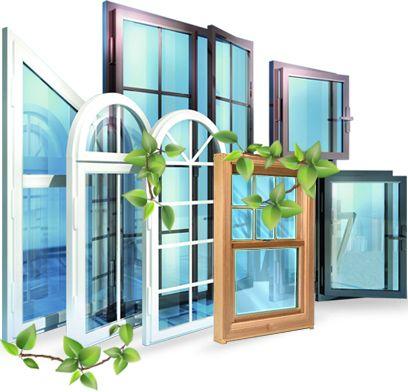 Металопластиковие окна двери