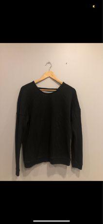 Sweter z odkrytymi plecami GAP