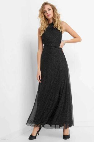 Nowa z metką wieczorowa suknia S
