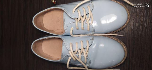 продам туфли лаферы 27-28 размер