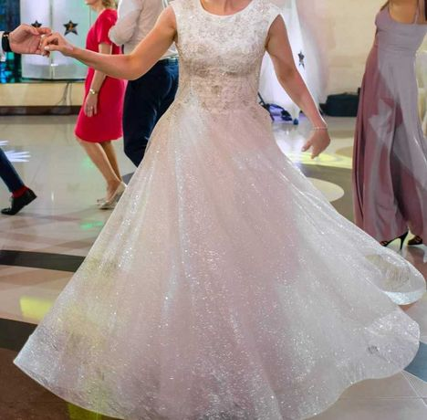 Suknia ślubna Shantalle/Tina Valerdi