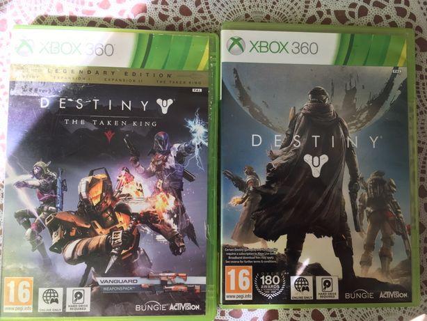 Gry xbox  360 Destiny