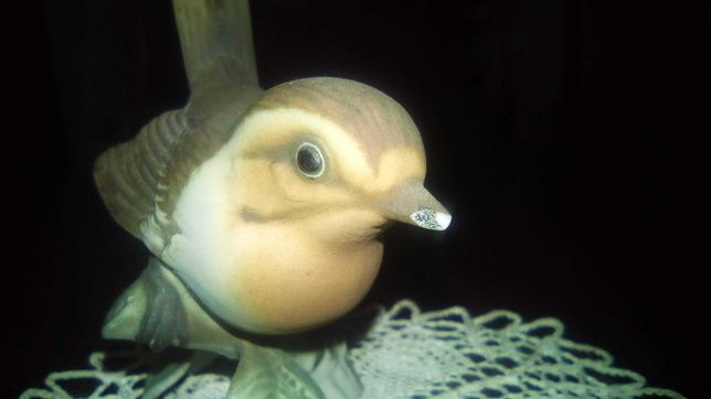 Figurka ptaszek - Kaiser