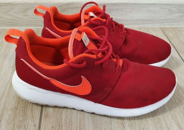 Buty damskie Nike roz.40 25cm czerwone