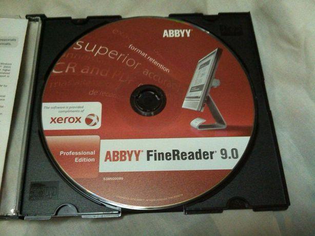 Программный продукт Abbyy FineReader 9 Professional edition лицензия