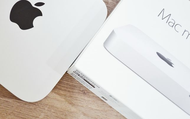 Компьютер Apple Mac Mini Late 2014(i5/RAM 4Гб/HDD 500Гб/Intel HD)TVOYO