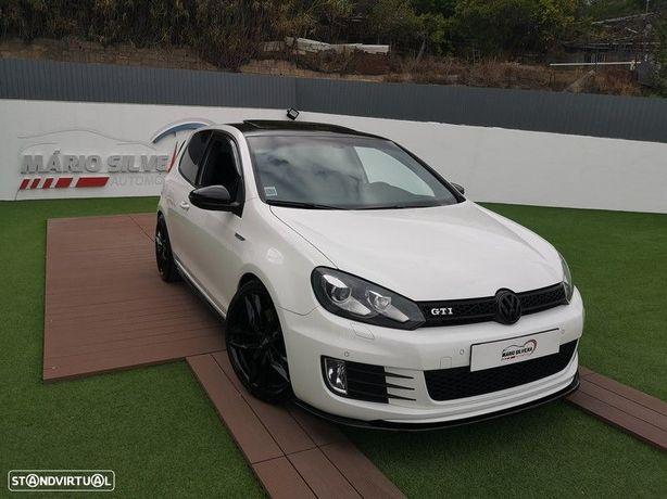 VW Golf 2.0 TSi GTi DSG