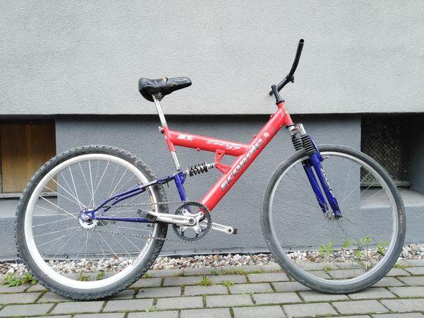 """Rower koła 26"""" amortyzowny"""