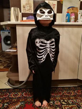 Платье - накидка Скилета до 7 лет